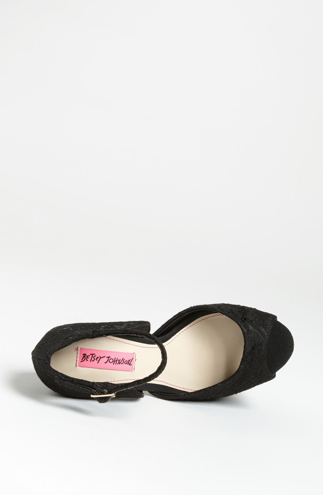 Alternate Image 3  - Betsey Johnson 'Bandit' Sandal
