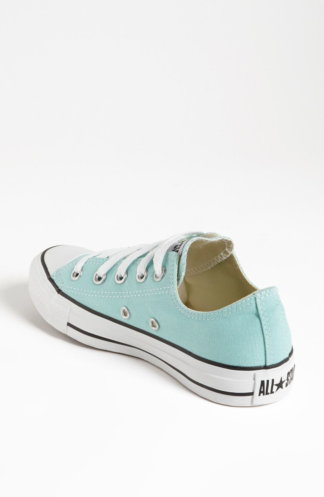 Alternate Image 2  - Converse Chuck Taylor® Low Sneaker (Women)