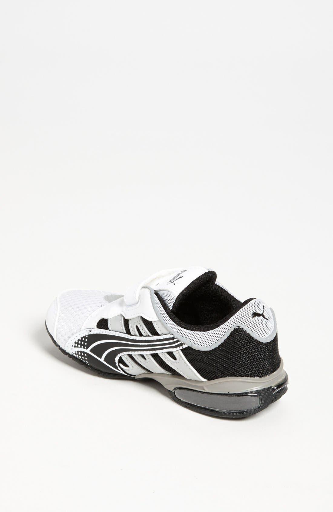 Alternate Image 2  - PUMA 'Voltaic V' Sneaker (Baby, Walker, Toddler, Little Kid & Big Kid)