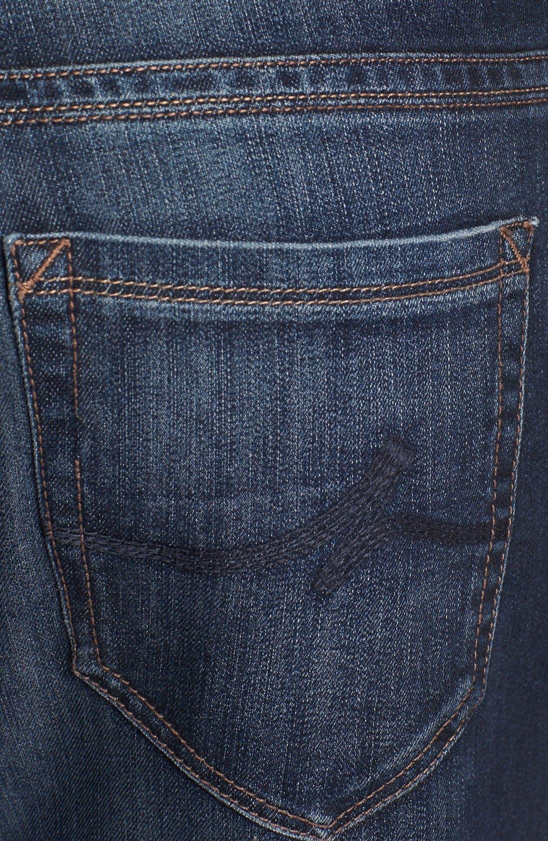 Alternate Image 4  - 34 Heritage 'Confidence' Straight Leg Jeans