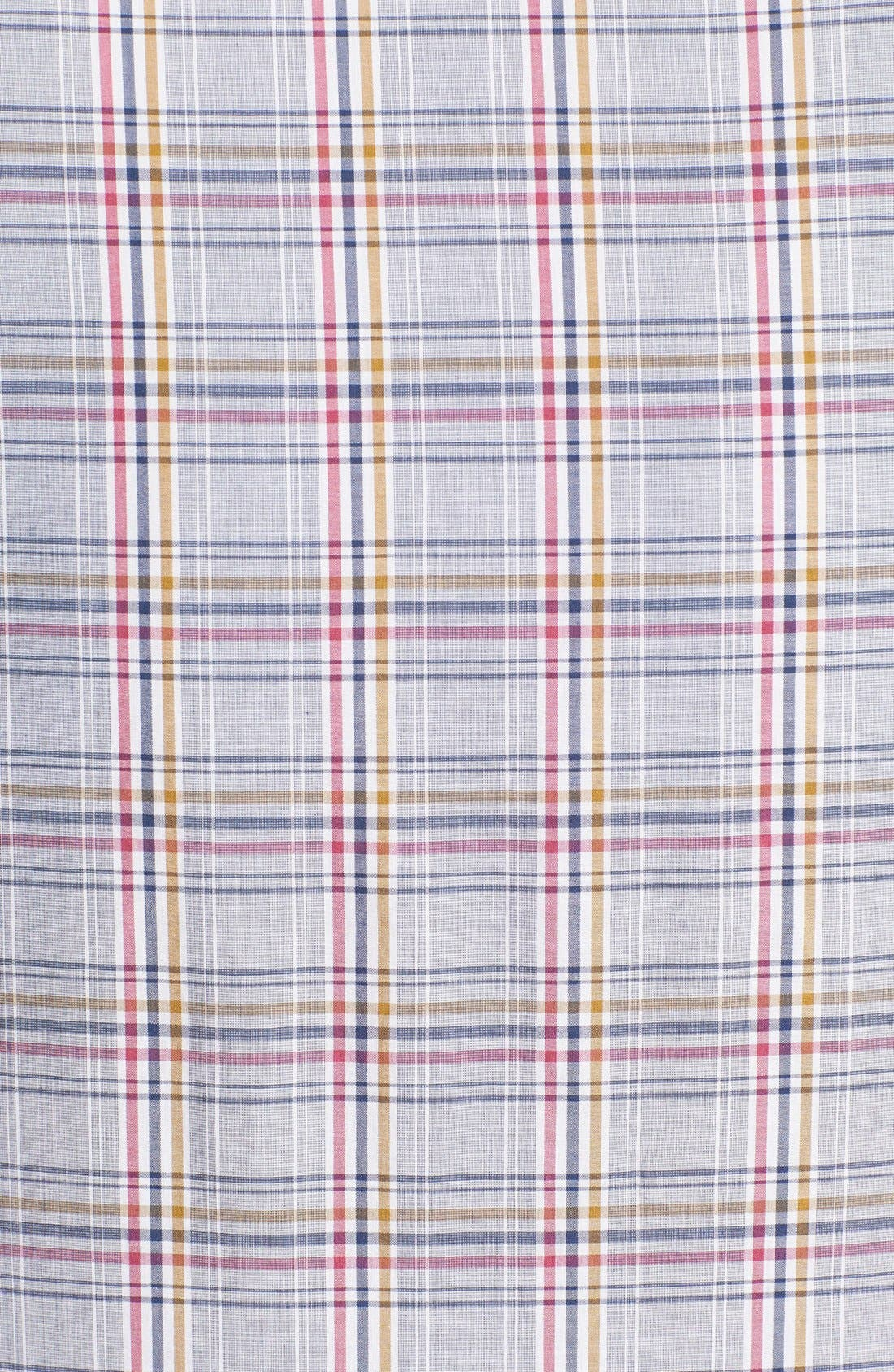 Alternate Image 3  - BOSS HUGO BOSS 'Lucas' Regular Fit Sport Shirt