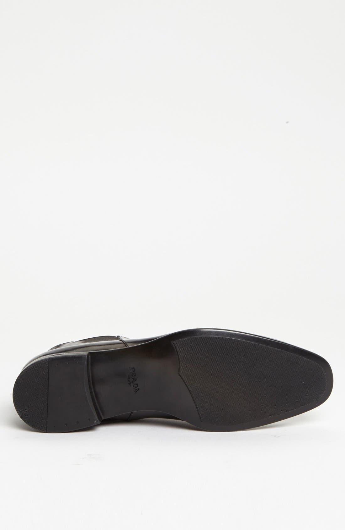 Alternate Image 4  - Prada Chelsea Boot