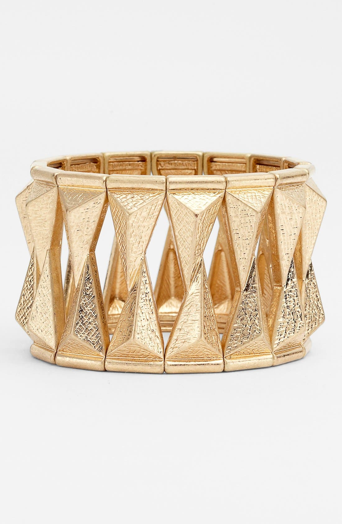 Alternate Image 1 Selected - NICO NEW YORK 'Hourglass' Bracelet