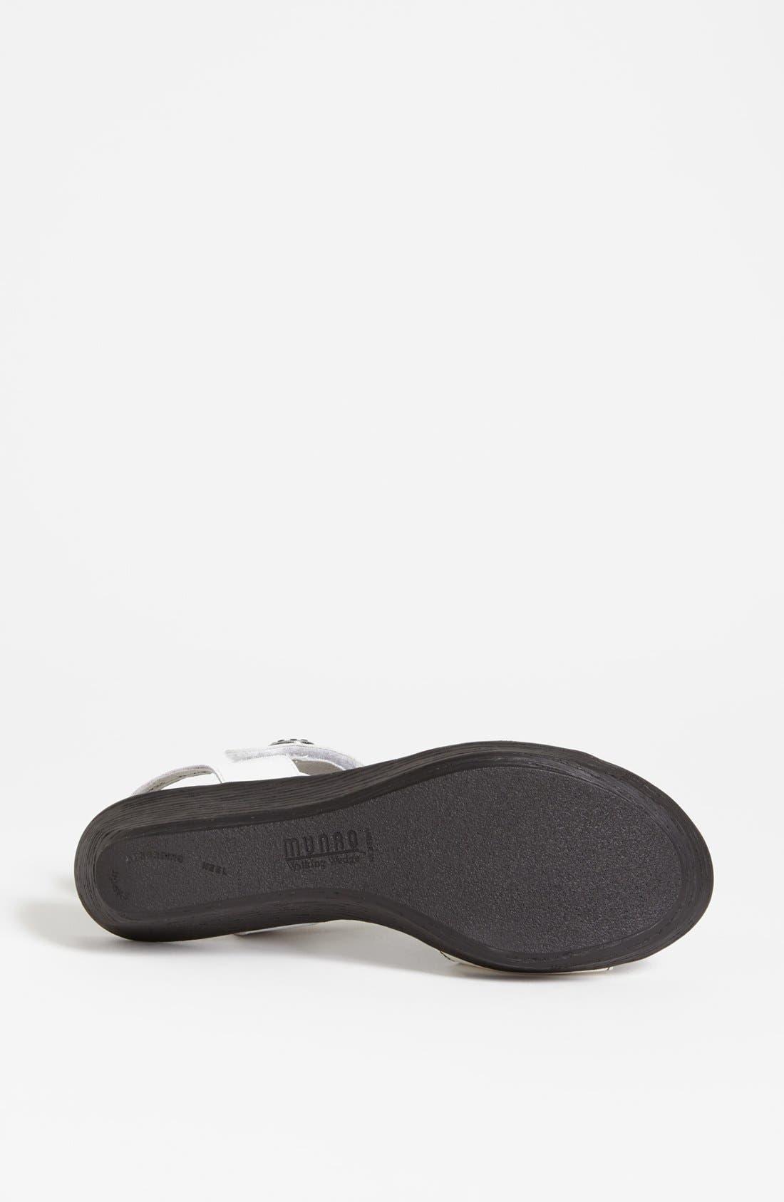 Alternate Image 4  - Munro 'Tyra' Sandal
