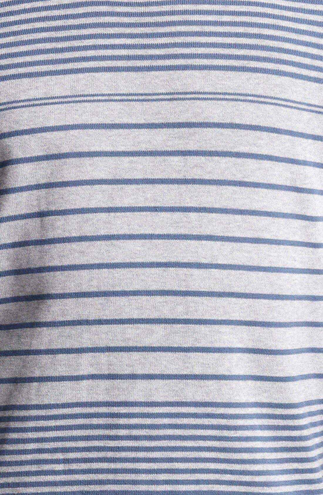 Alternate Image 3  - rag & bone 'Frankie' Crewneck Sweatshirt