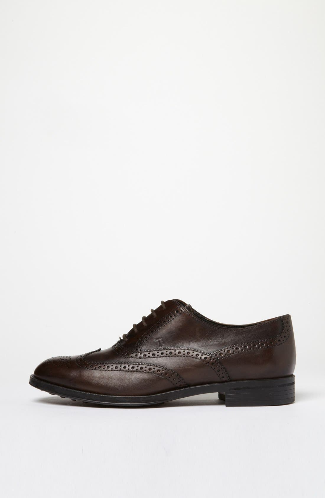 Alternate Image 4  - Tod's Wingtip Oxford