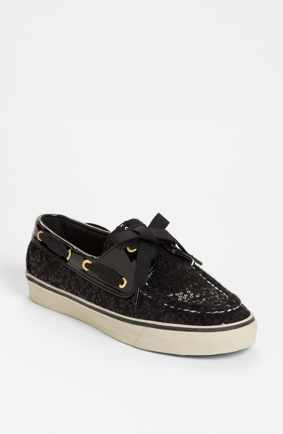 Main Image - SPERRY BAHAMA SEQUIN BOAT SHOE