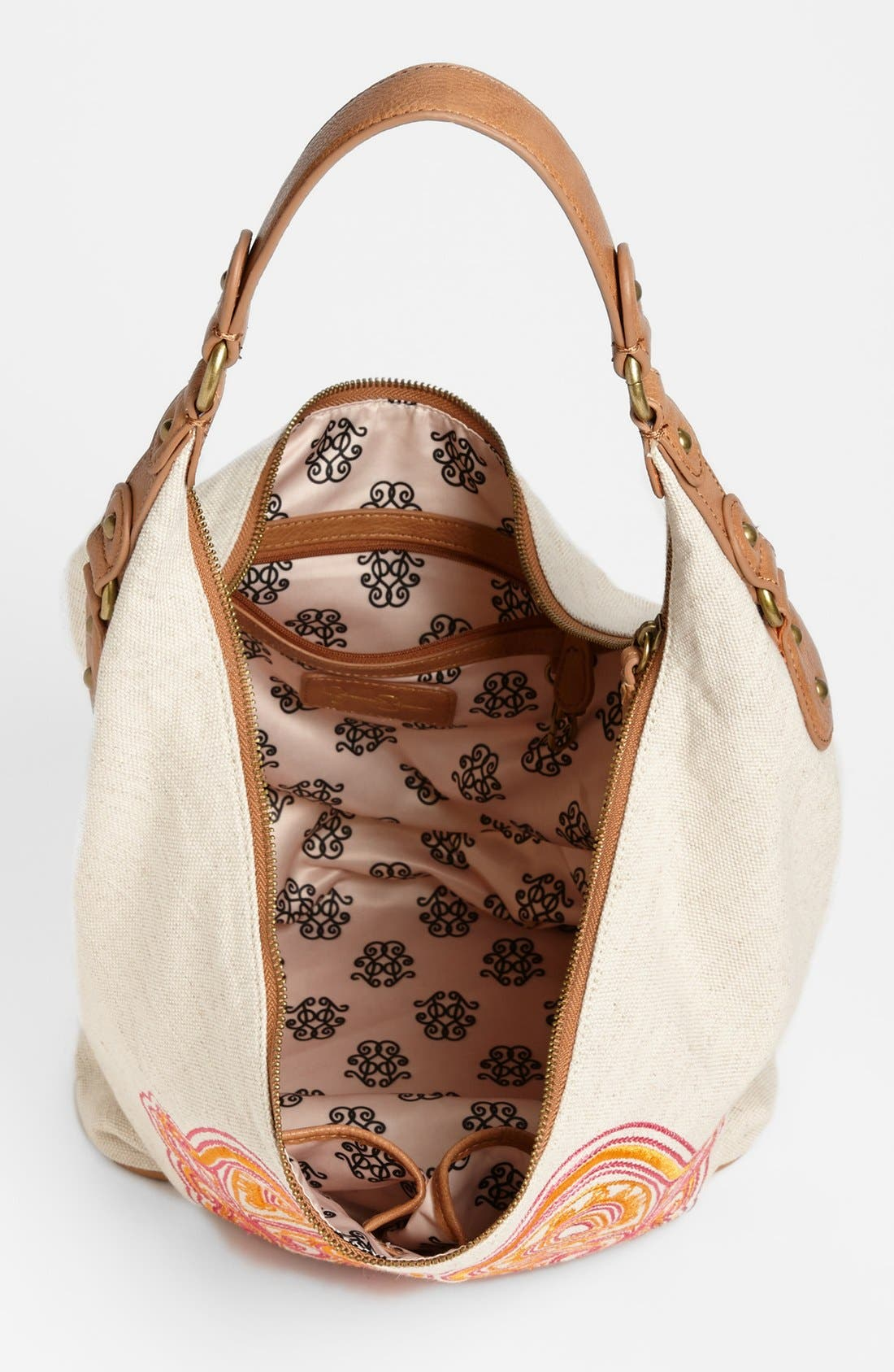 Alternate Image 2  - Jessica Simpson 'Bali' Hobo