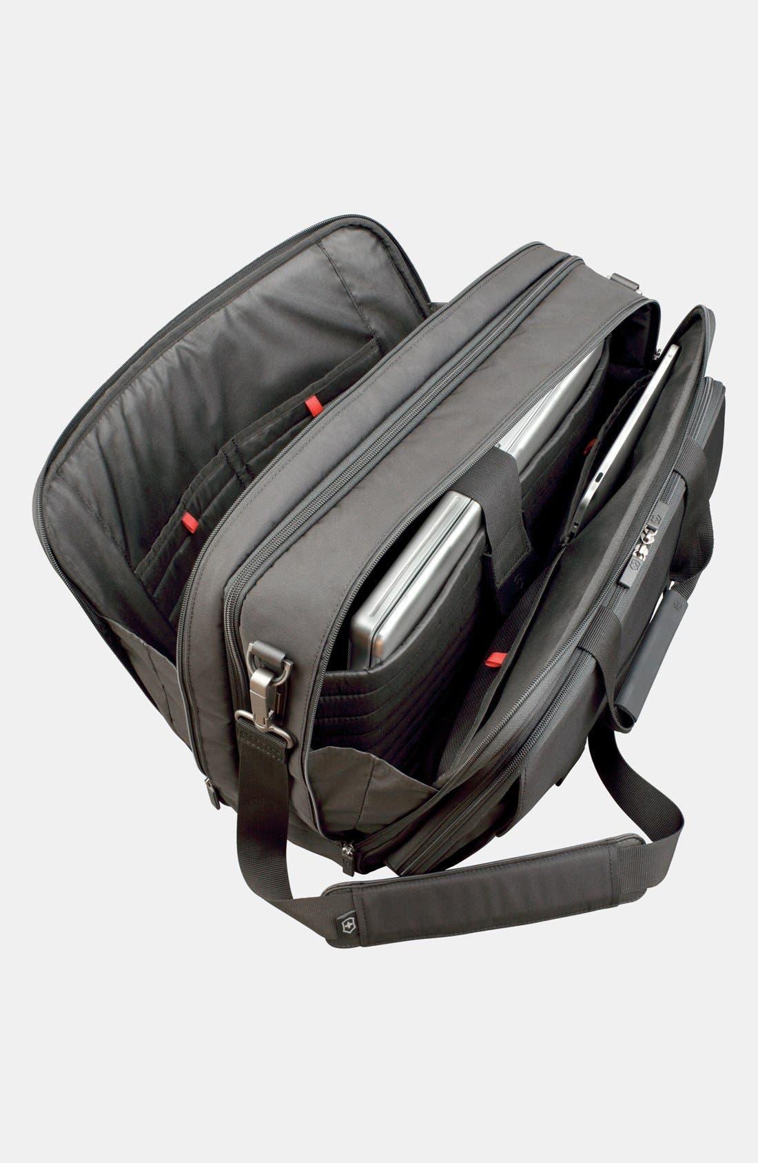 Alternate Image 2  - Victorinox Swiss Army® 'Werks - Professional Executive' Briefcase