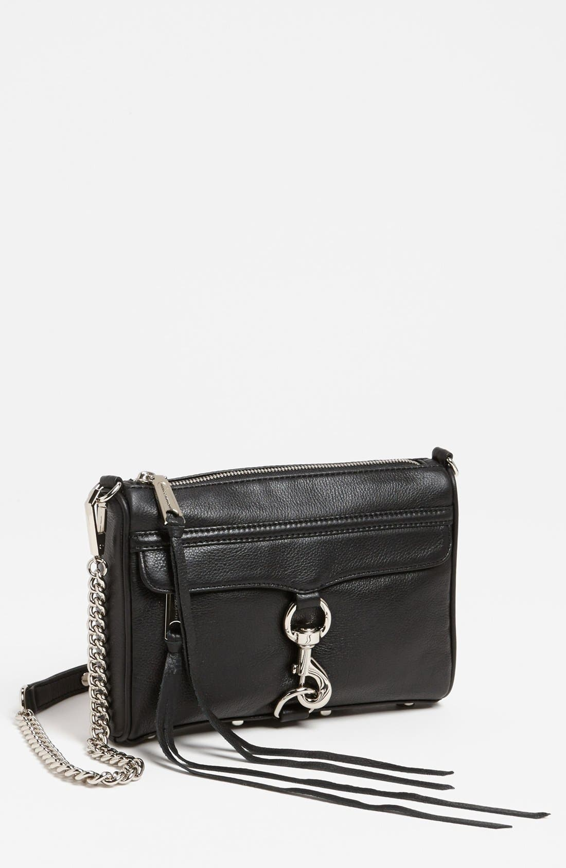 Alternate Image 1 Selected - Rebecca Minkoff 'Mini MAC' Convertible Crossbody Bag