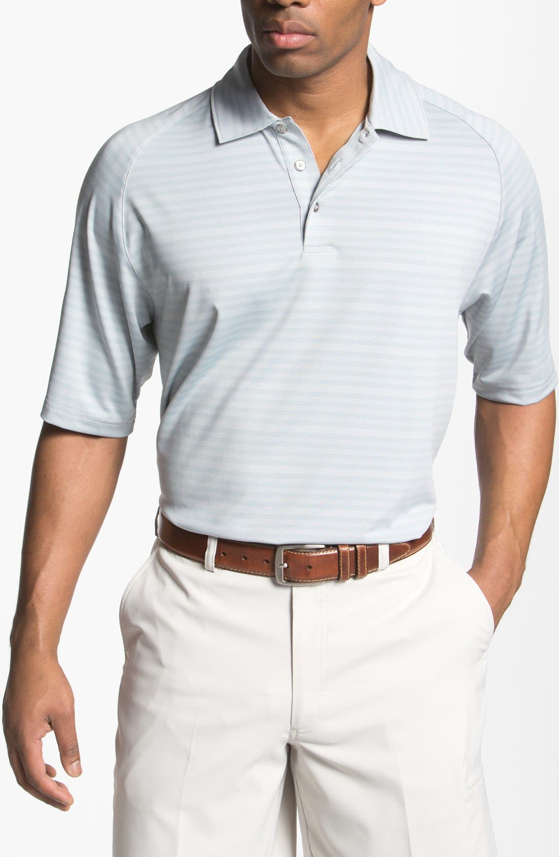Alternate Image 1 Selected - Lone Cypress Pebble Beach Knit Polo