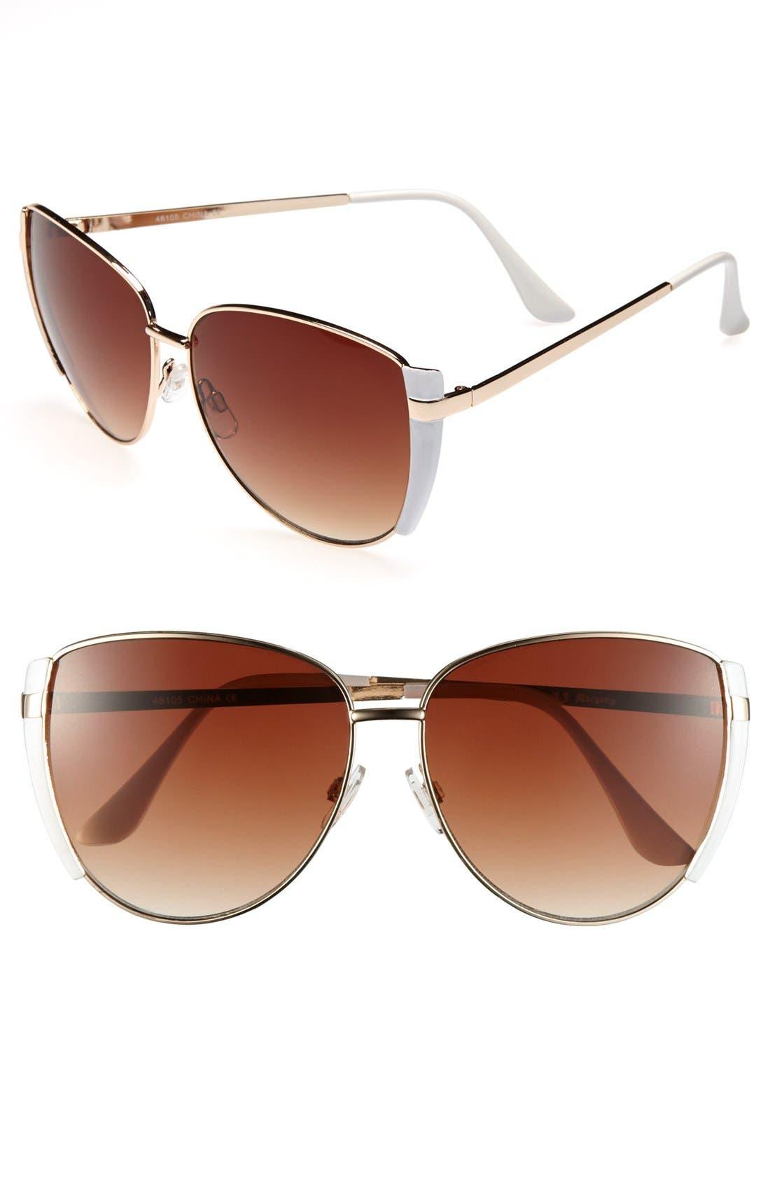 Main Image - A.J. Morgan 'Cabo' Sunglasses