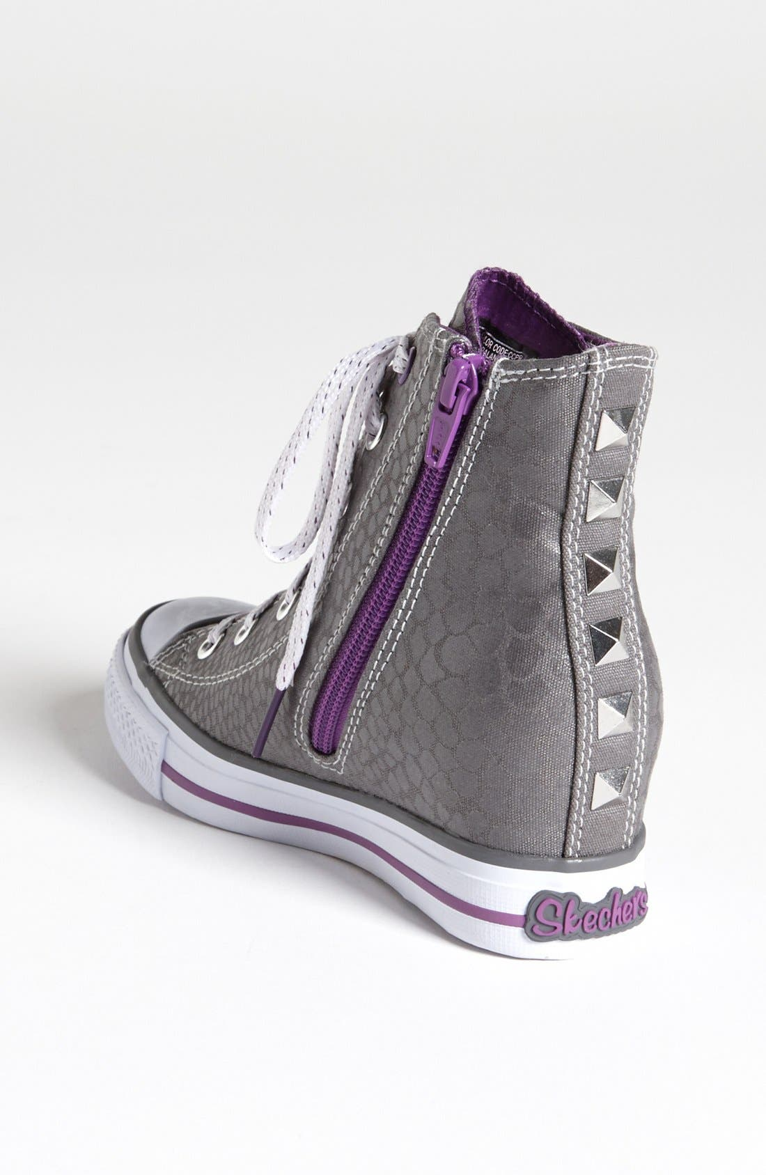 Alternate Image 2  - SKECHERS 'Gimme Wedge' Sneaker (Toddler, Little Kid & Big Kid)