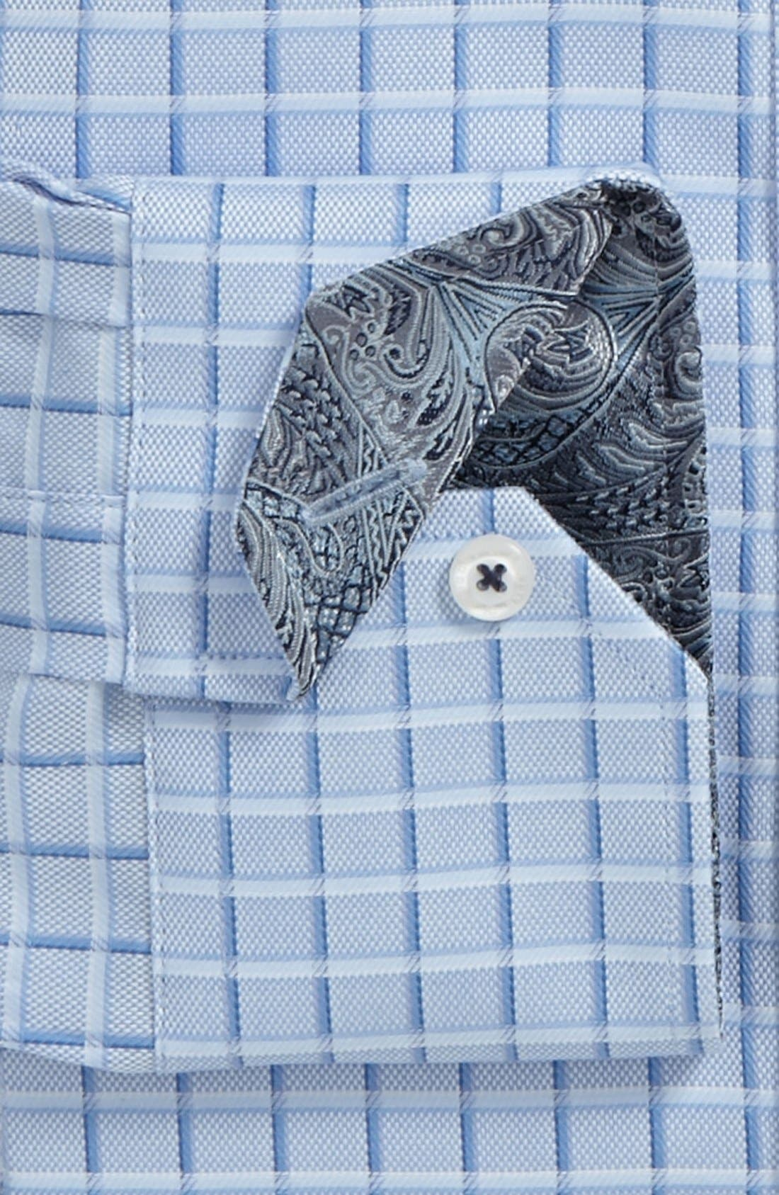 Alternate Image 2  - English Laundry Trim Fit Dress Shirts