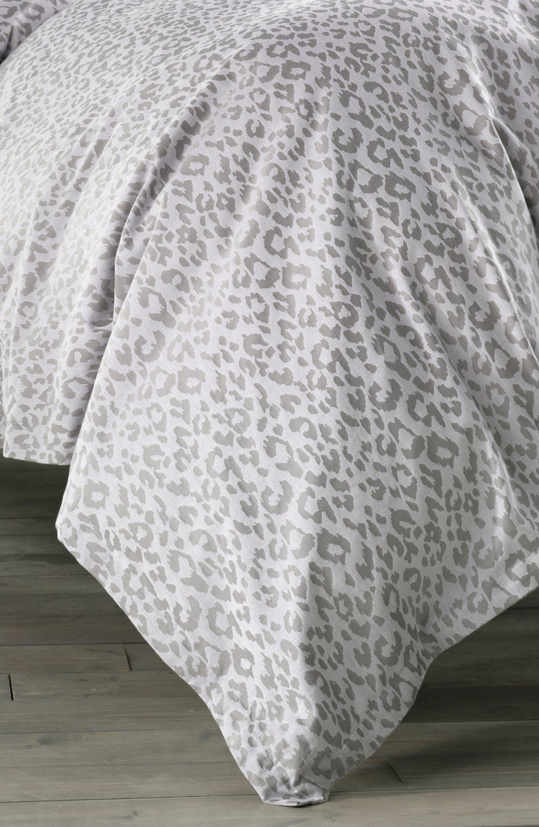 Alternate Image 2  - Nordstrom at Home 'Jacqueline' Reversible 300 Thread Count Duvet Cover
