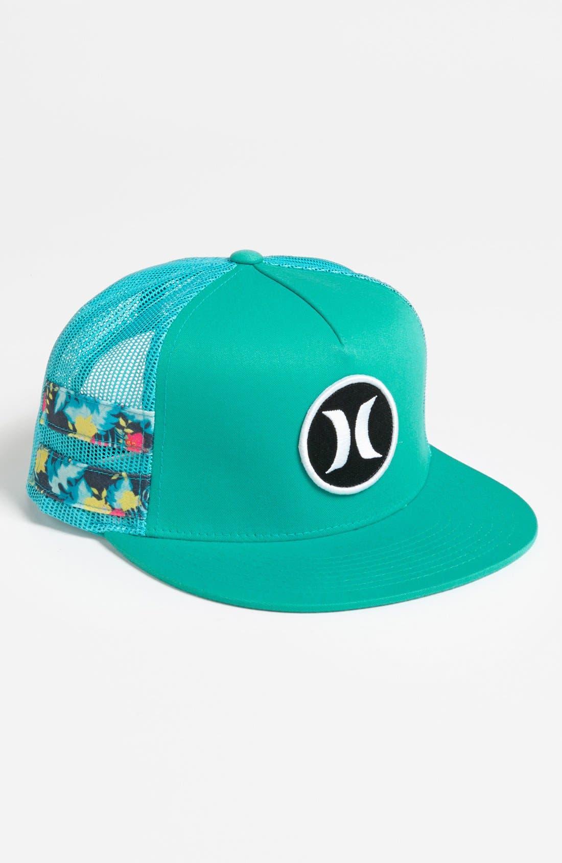 Main Image - Hurley 'Block Party' Trucker Hat