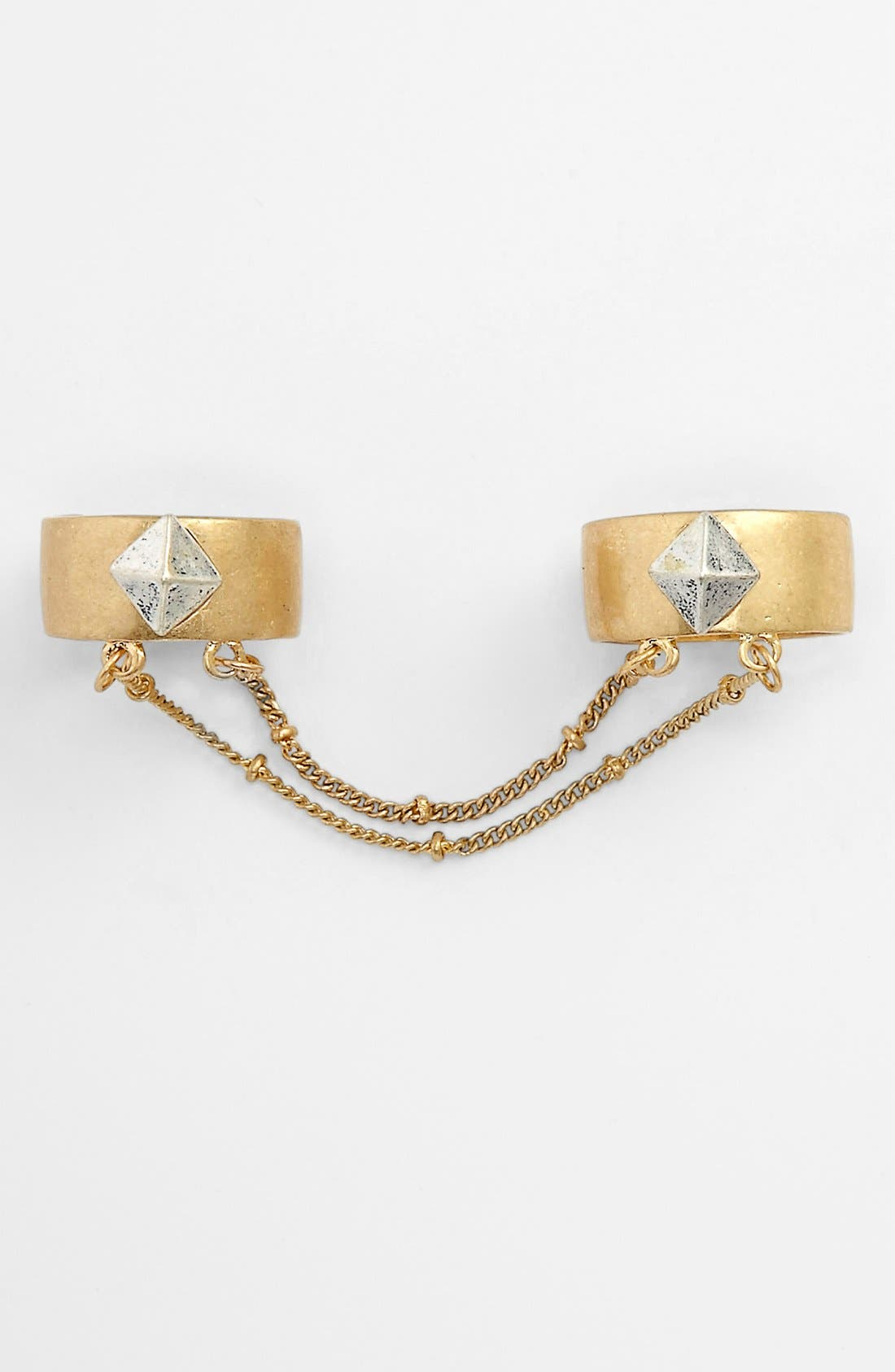 Alternate Image 1 Selected - Carole Stacked Rings (Set of 2) (Juniors)