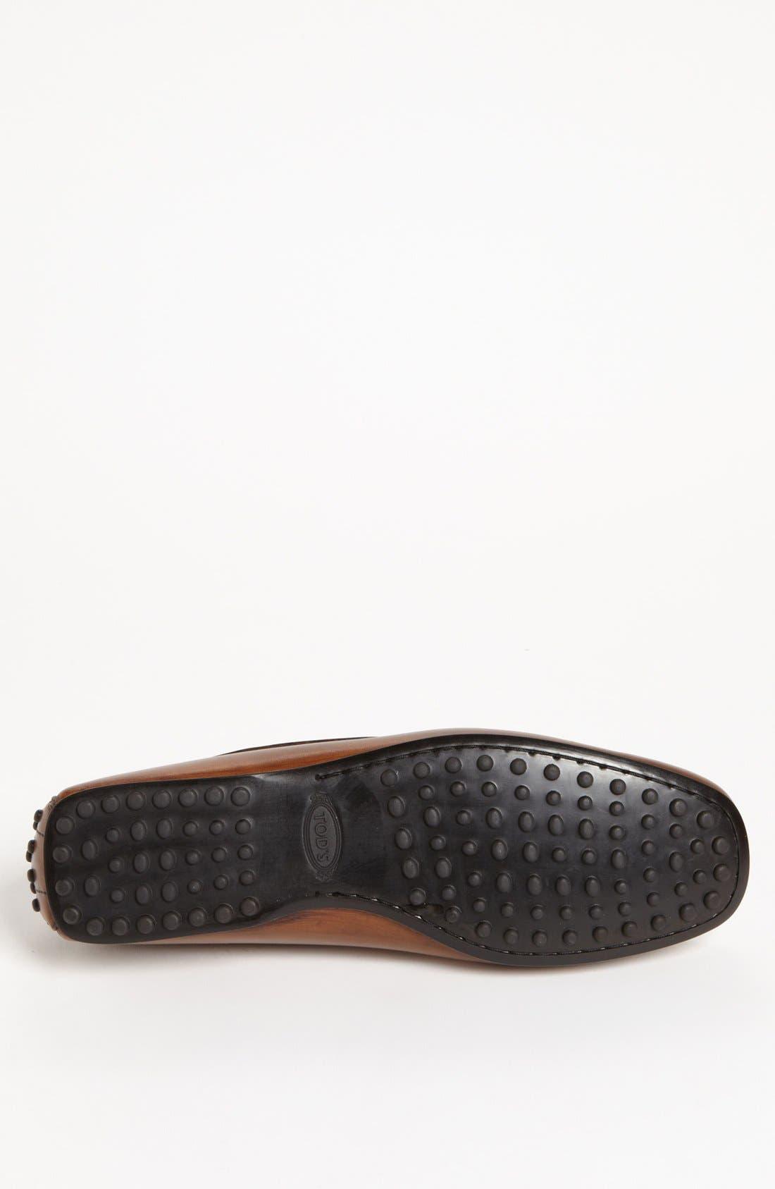 Alternate Image 4  - Tod's 'City Gommini' Driving Shoe
