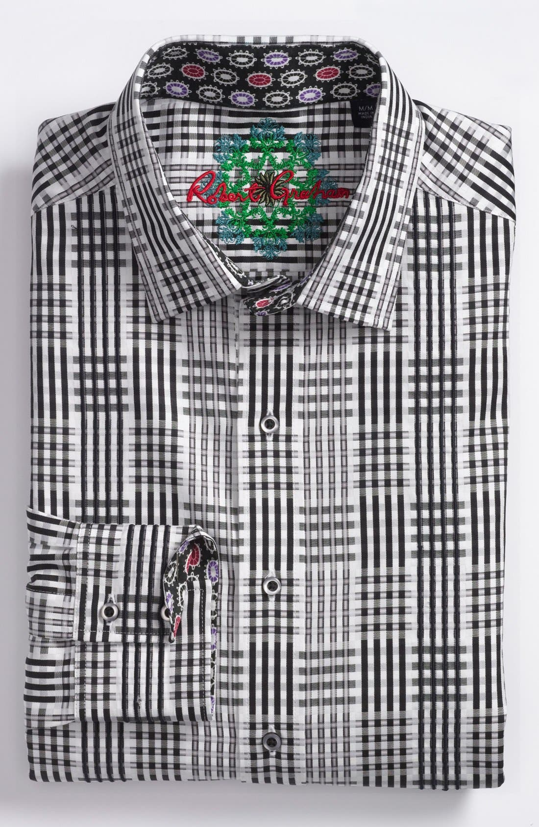 Alternate Image 6  - Robert Graham 'Henri' Sport Shirt