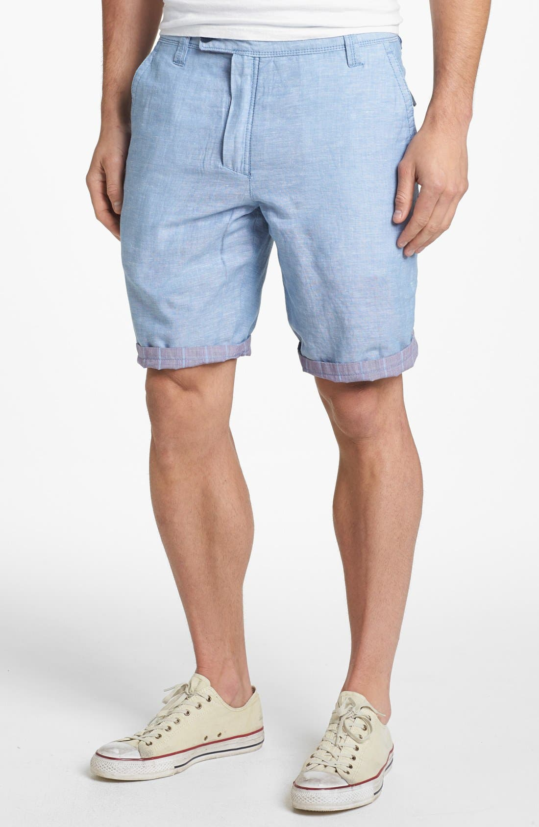 Main Image - Howe 'Switch Stance' Reversible Shorts
