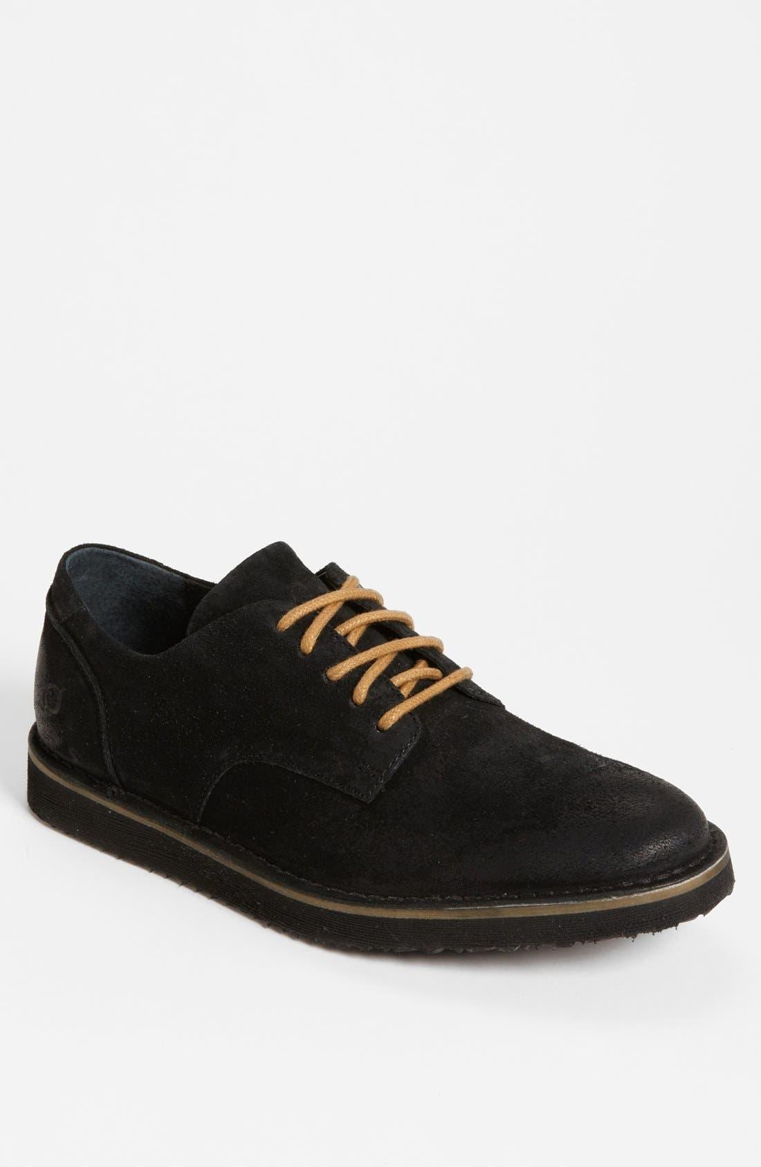 Alternate Image 1 Selected - Børn 'Thayer' Buck Shoe (Men)