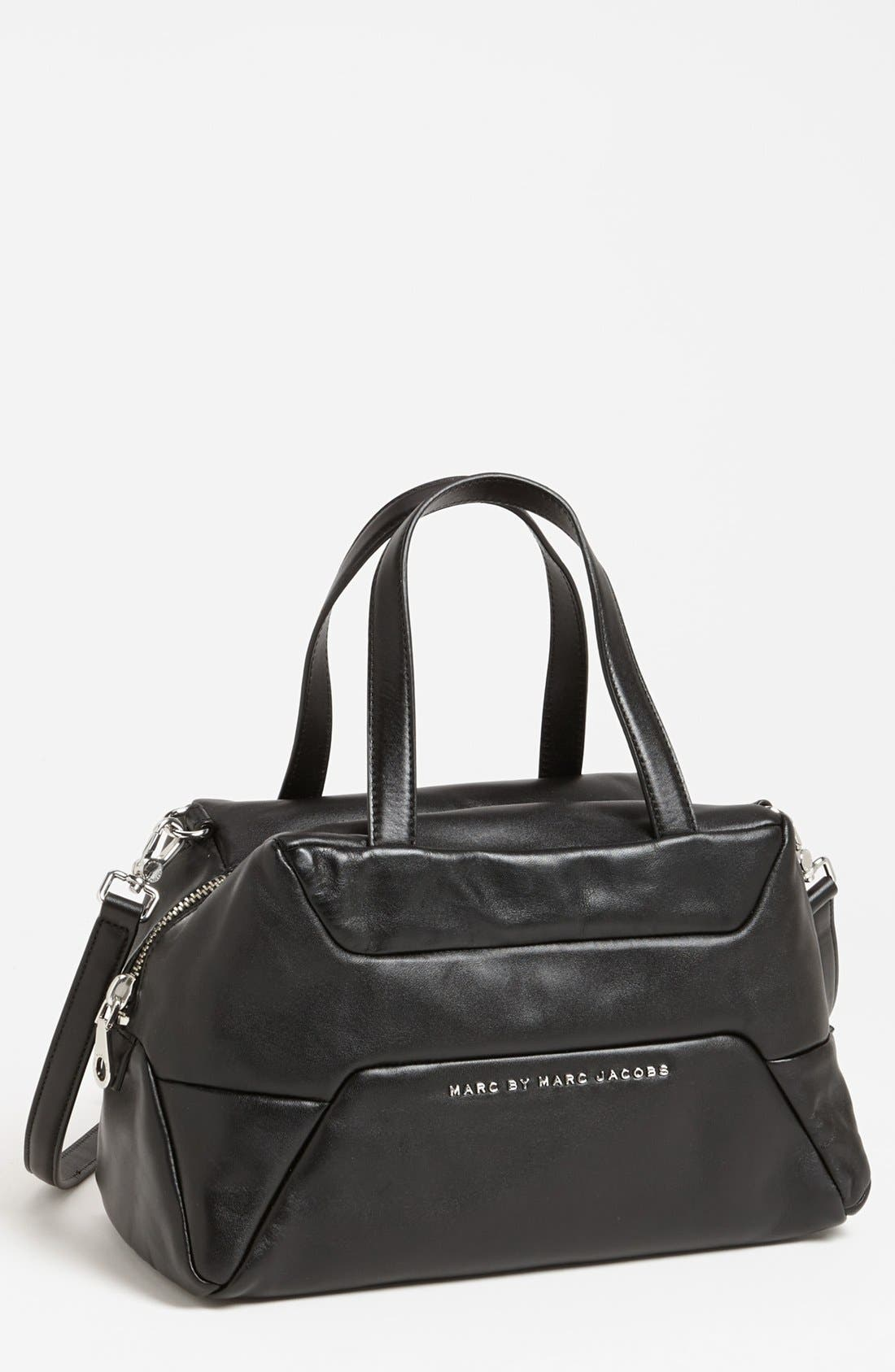 Main Image - MARC BY MARC JACOBS 'Updated Tangram - Blythe' Leather Satchel