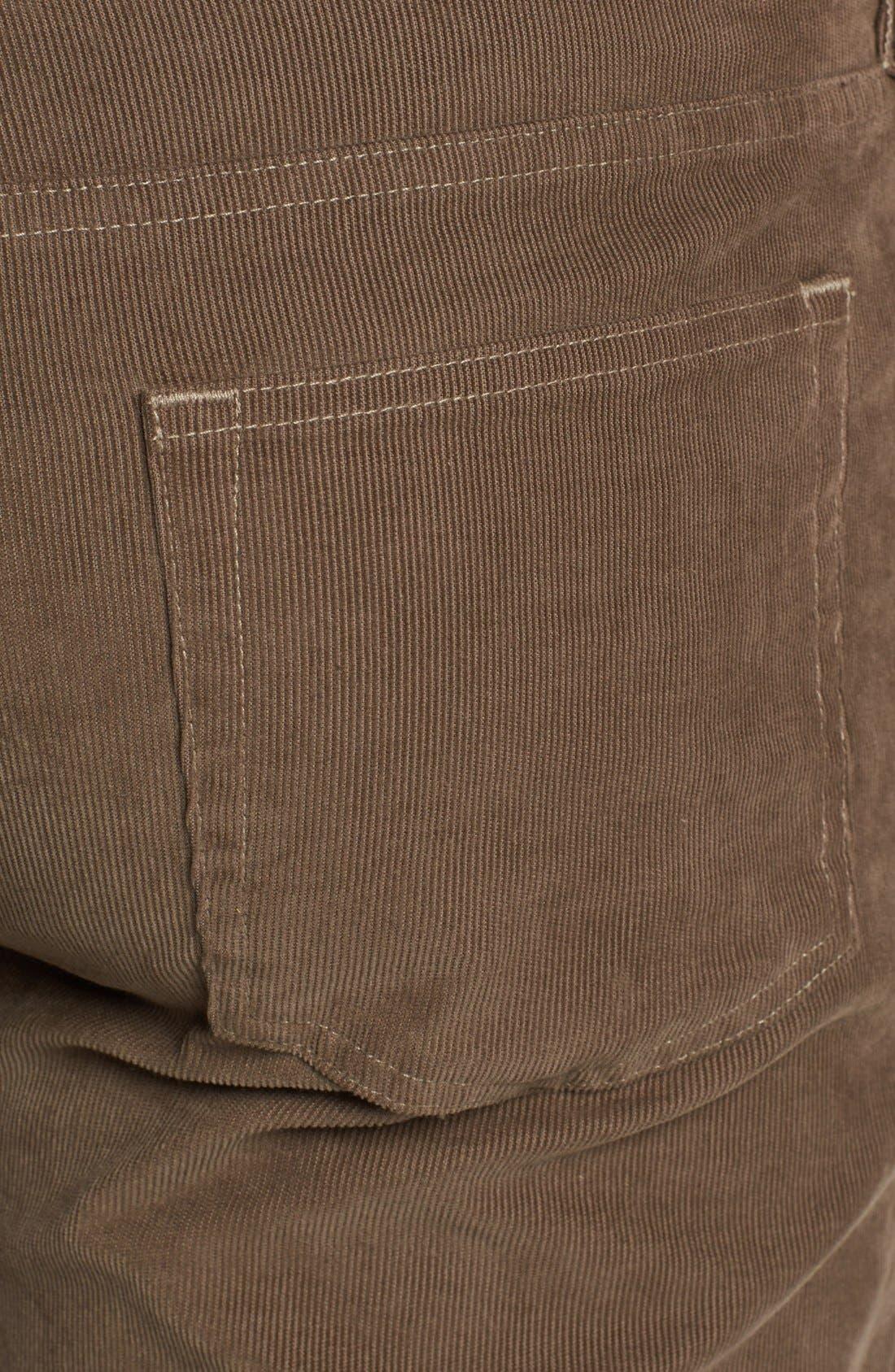 Alternate Image 4  - Vince Five Pocket Corduroy Pants