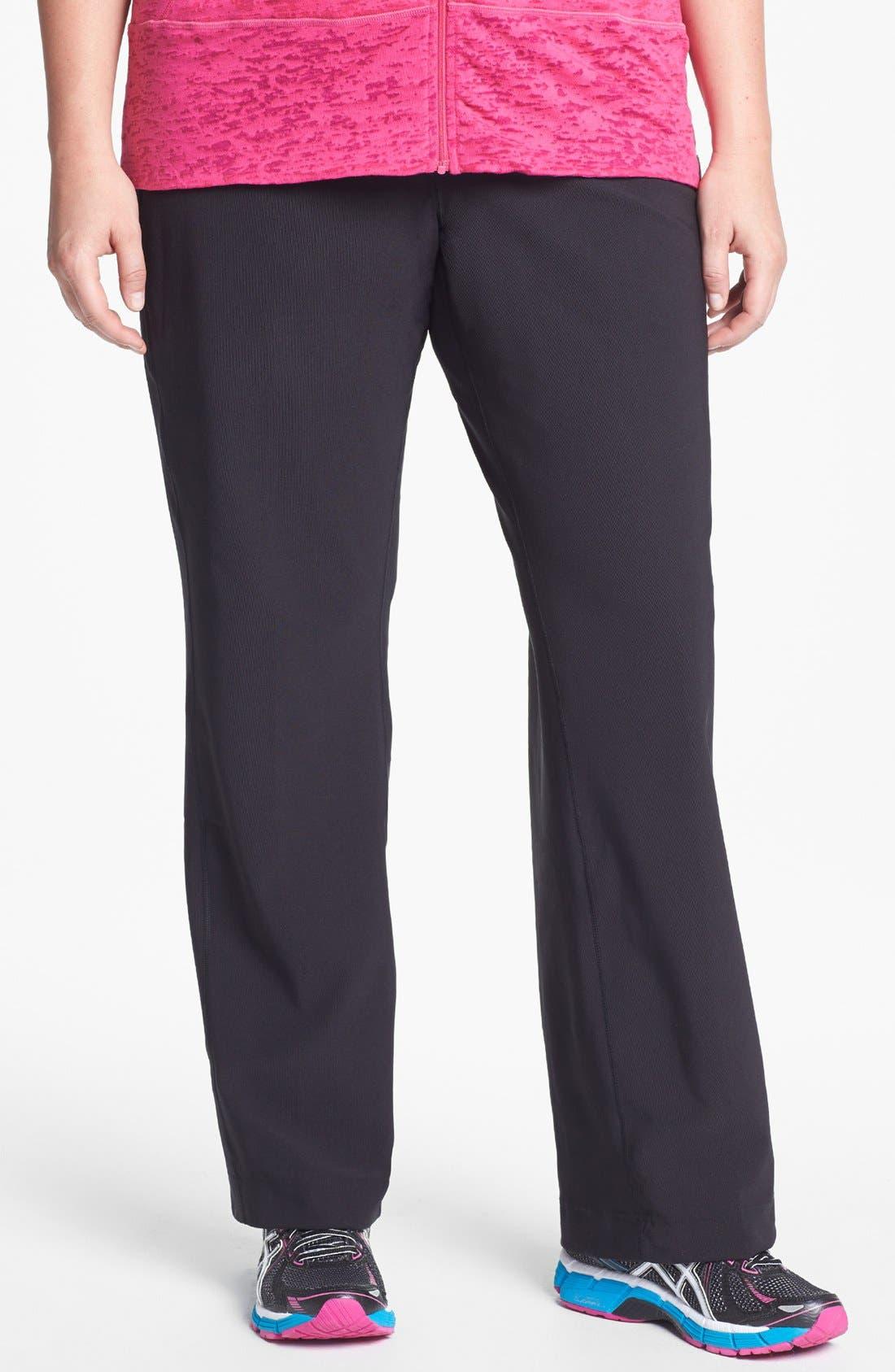 Main Image - Moving Comfort 'Fearless' Pants (Petite Plus)