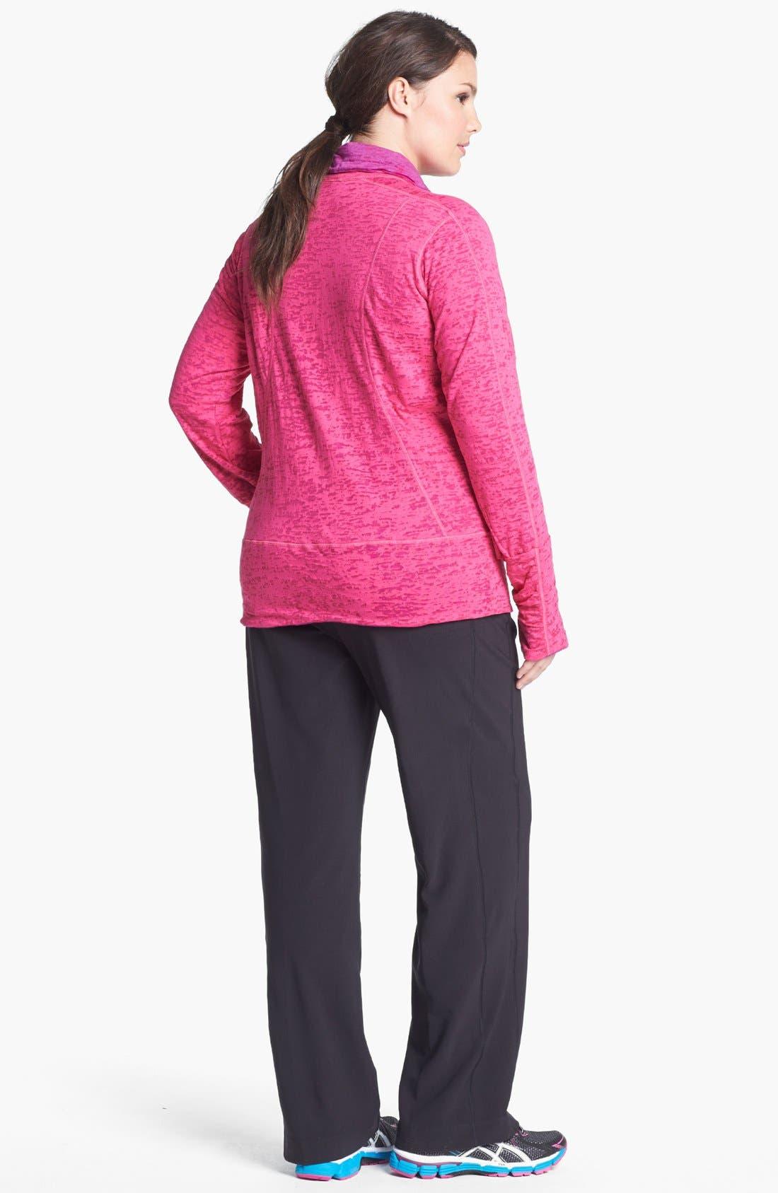Alternate Image 4  - Moving Comfort 'Fearless' Pants (Petite Plus)