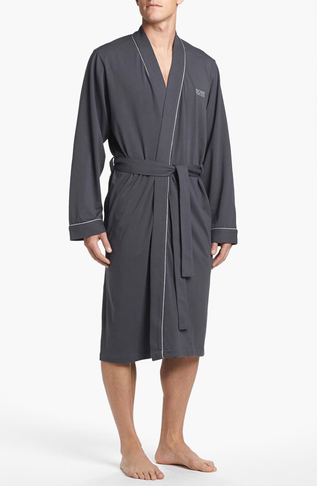 Alternate Image 1 Selected - BOSS HUGO BOSS 'Innovation 4' Robe