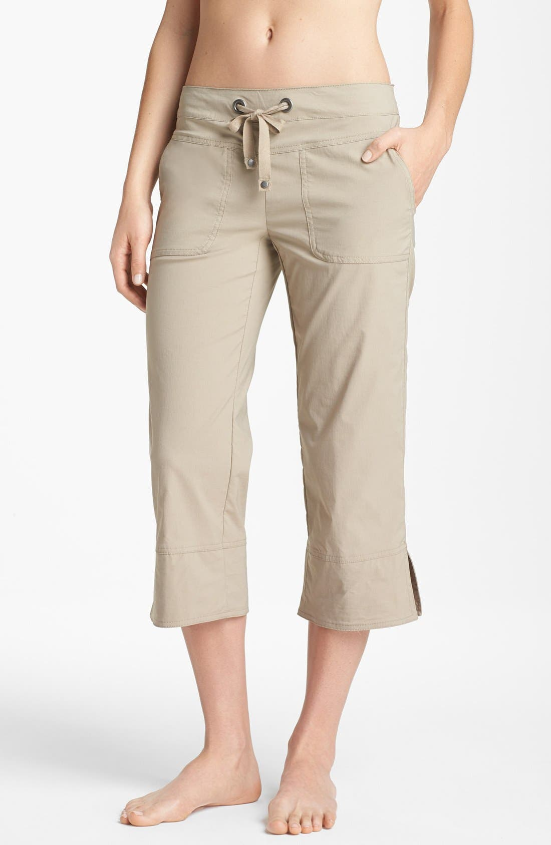 Alternate Image 1 Selected - prAna 'Bliss' Capri Pants