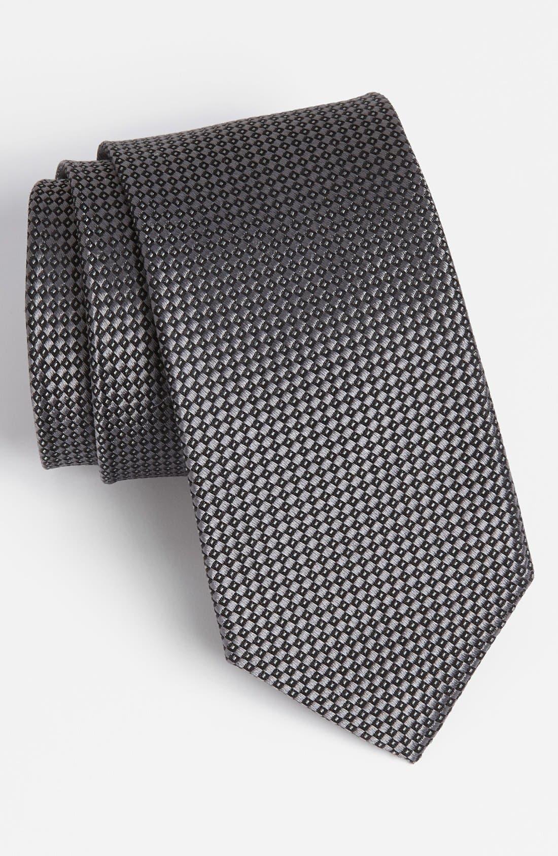 Main Image - English Laundry Woven Silk Tie