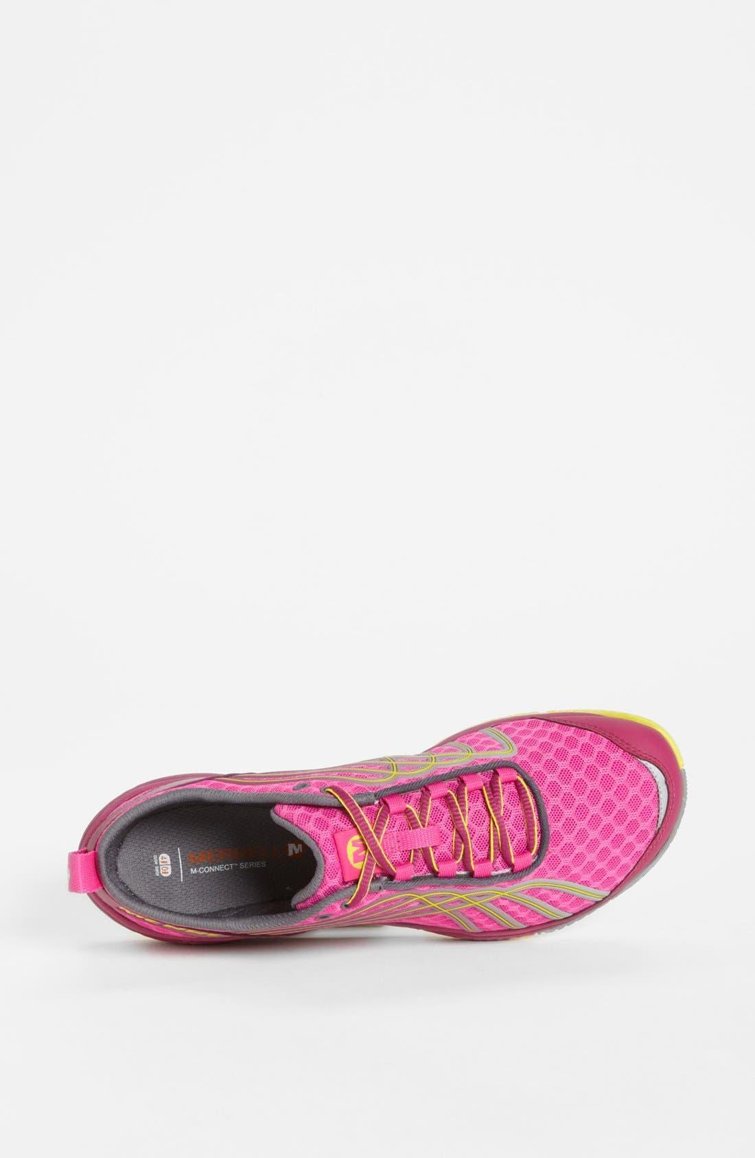 Alternate Image 3  - Merrell 'Road Glove Dash 2' Lightweight Running Shoe