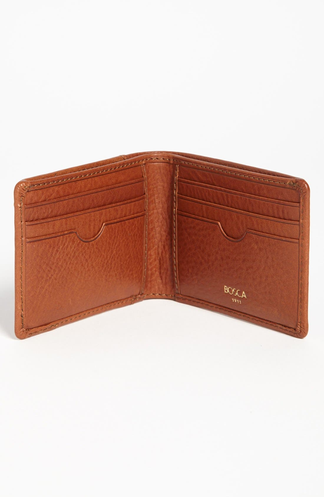 Alternate Image 2  - Bosca Leather Wallet