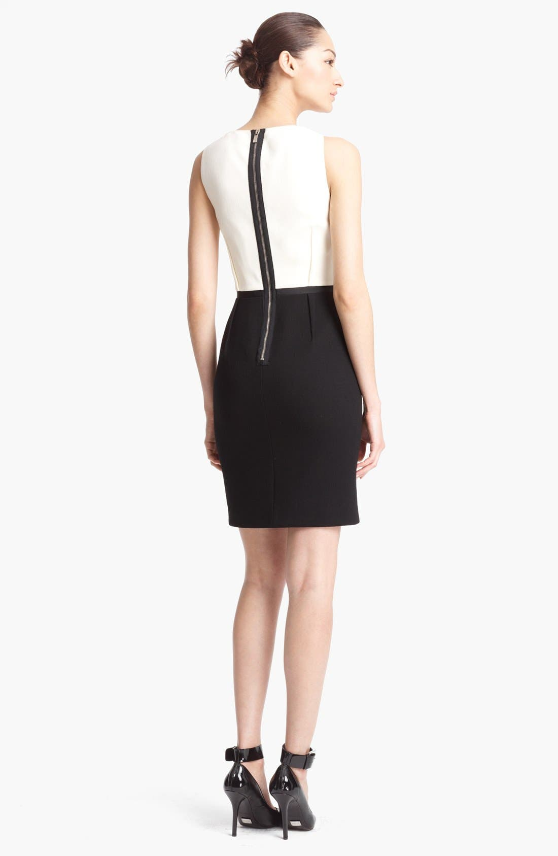 Alternate Image 2  - Michael Kors Bouclé Shift Dress