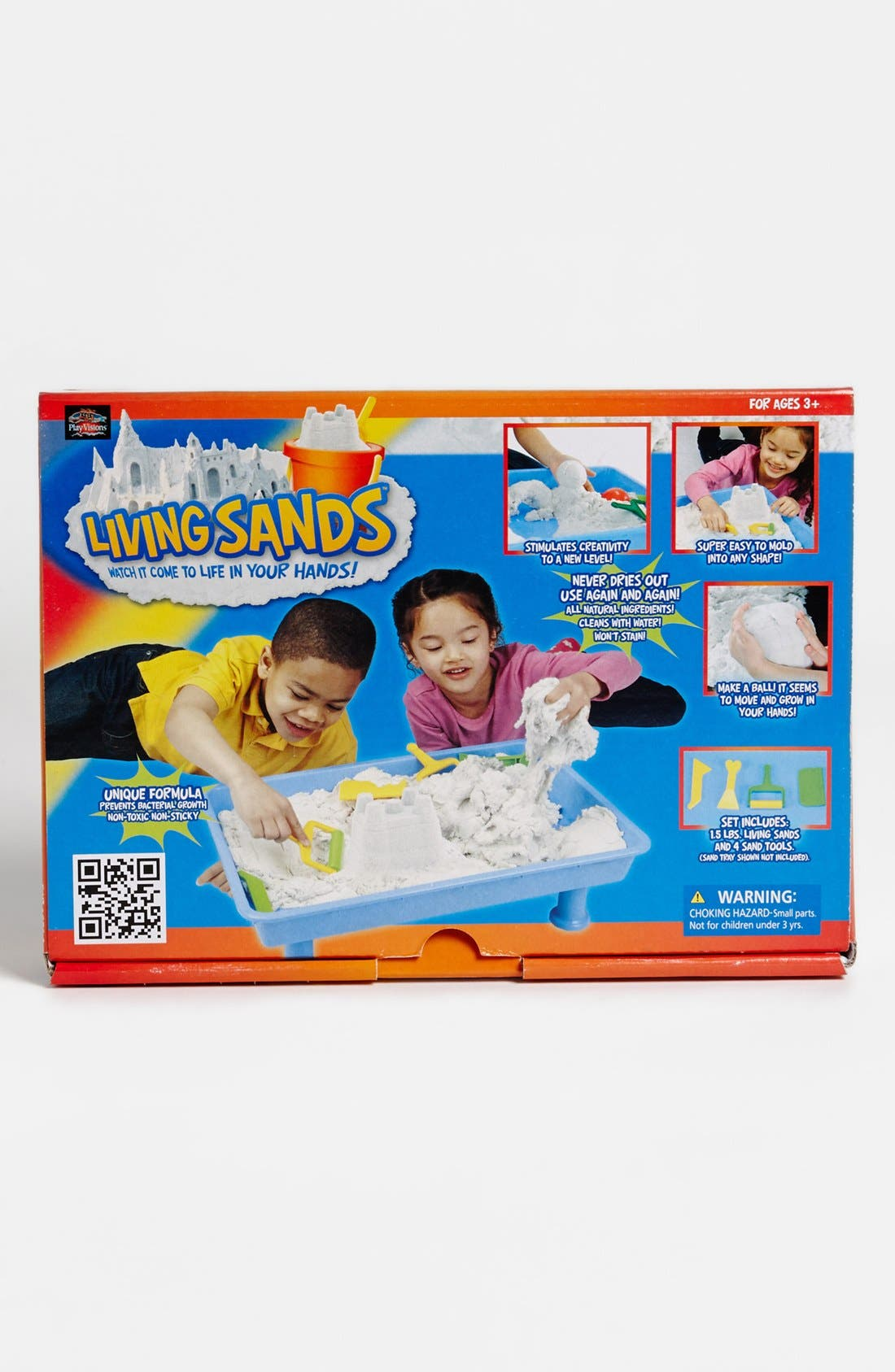 Alternate Image 1 Selected - Play Visions Toys 'Living Sands' Play Sand