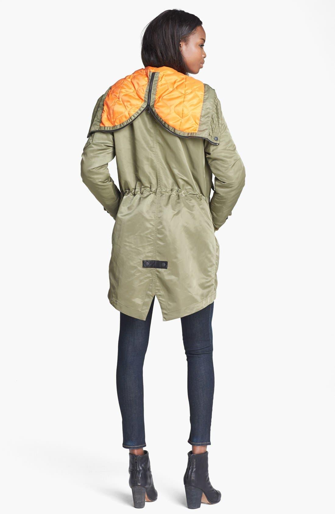 Alternate Image 4  - rag & bone Hooded Parka
