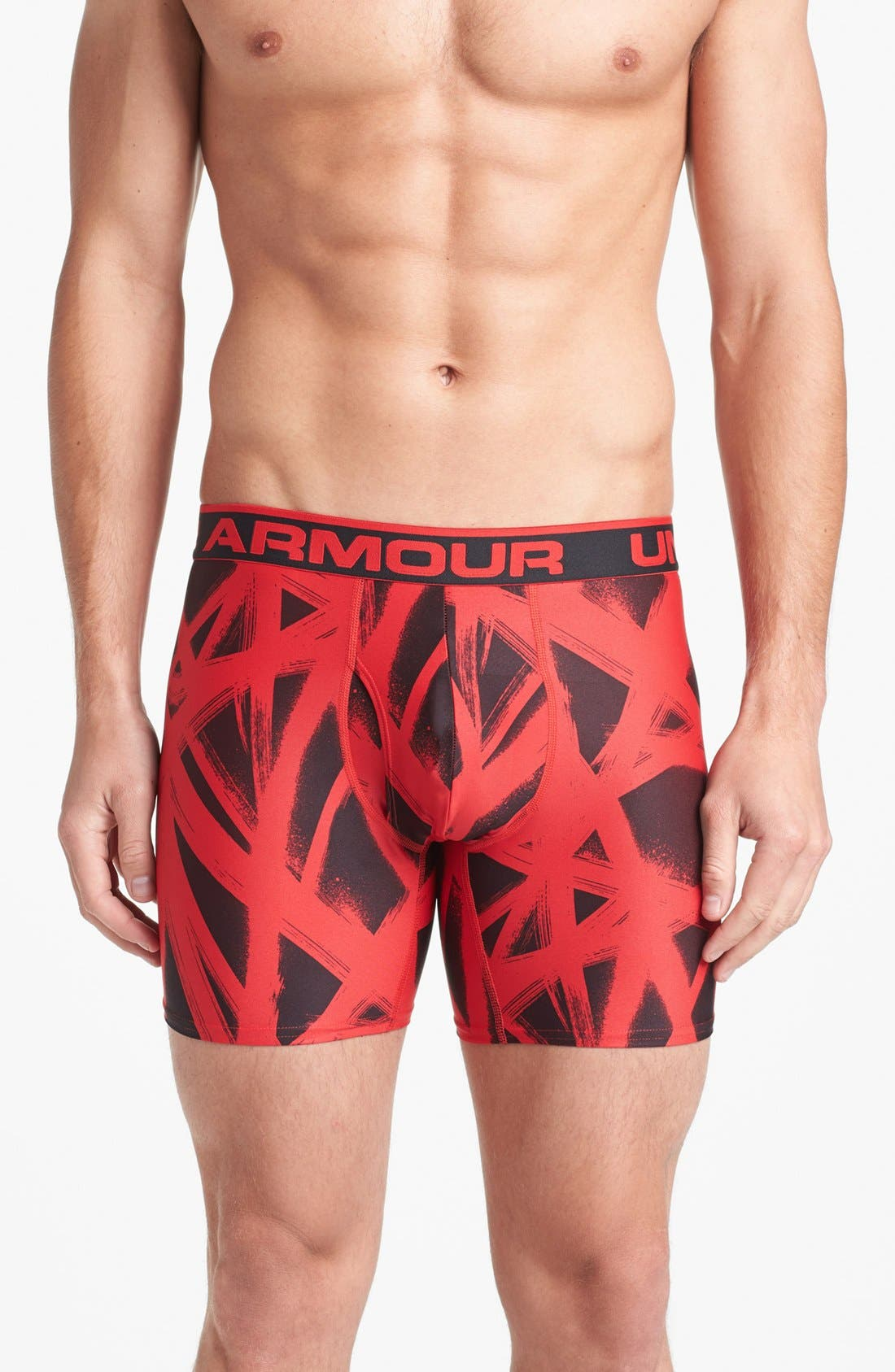 Alternate Image 1 Selected - Under Armour 'O Series' Boxer Briefs