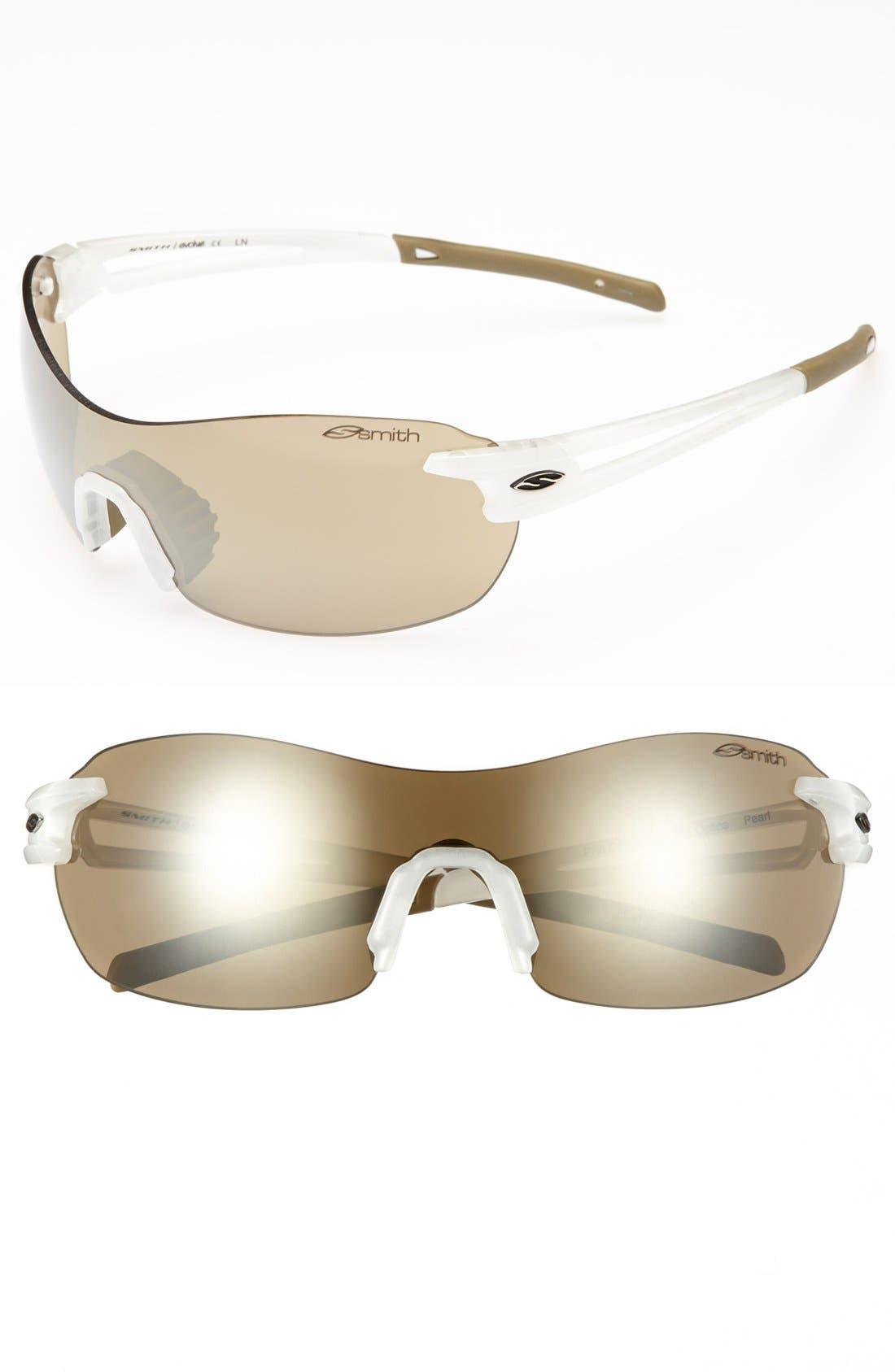 Alternate Image 1 Selected - Smith 'PivLock™ V90' 140mm Sunglasses