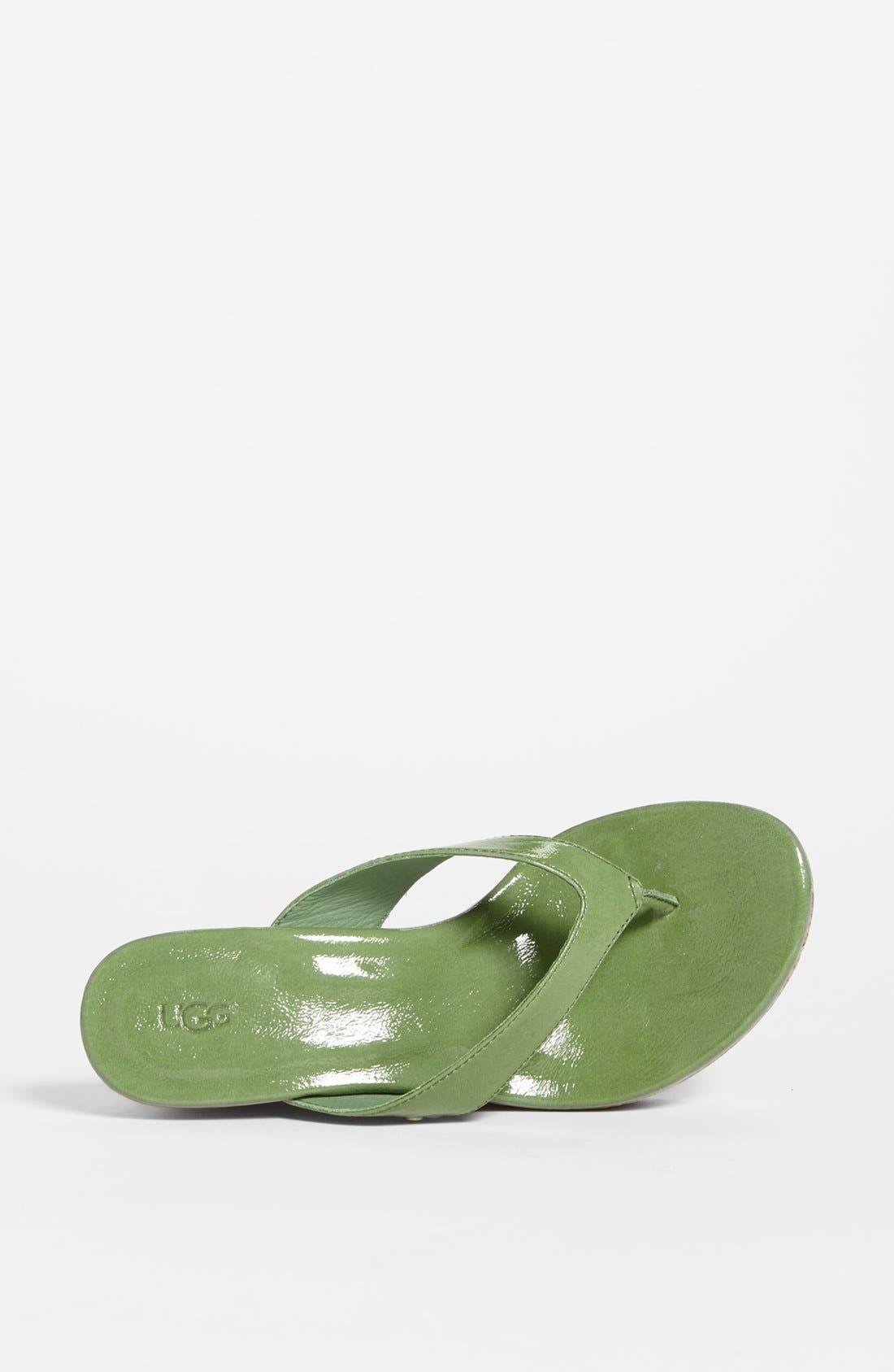 Alternate Image 3  - UGG® Australia 'Natassia' Sandal