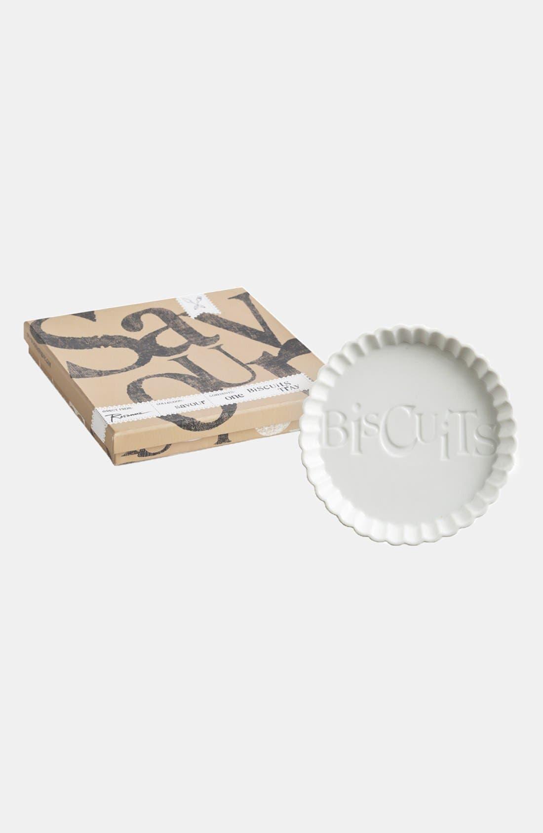 Alternate Image 2  - Rosanna 'Savour - Biscuits' Porcelain Dish