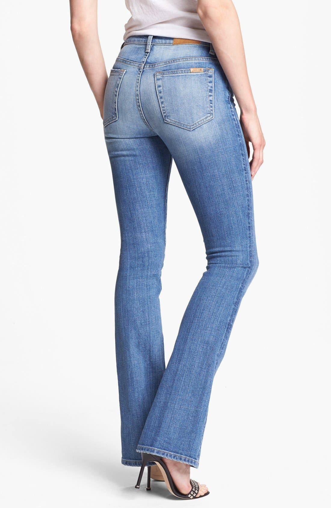 Alternate Image 2  - Joe's High Rise Skinny Flare Leg Jeans (Jaide)