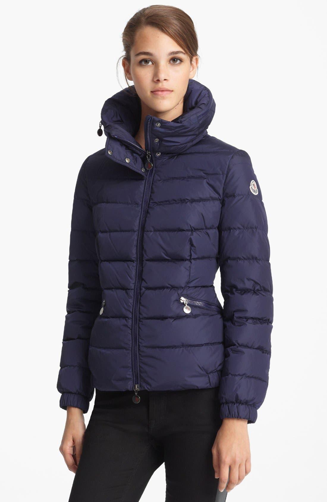 Alternate Image 1 Selected - Moncler 'Sanglier' Down Jacket