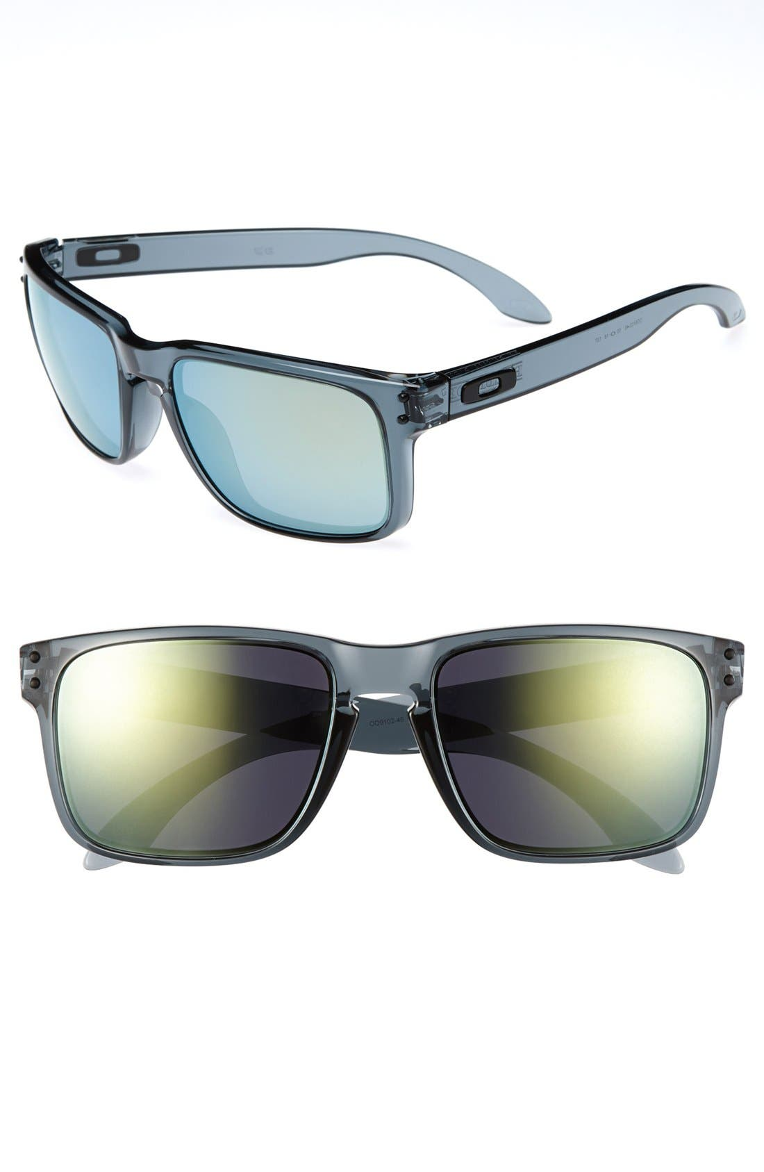 Alternate Image 1 Selected - Oakley 'Holbrook' 55mm Sunglasses