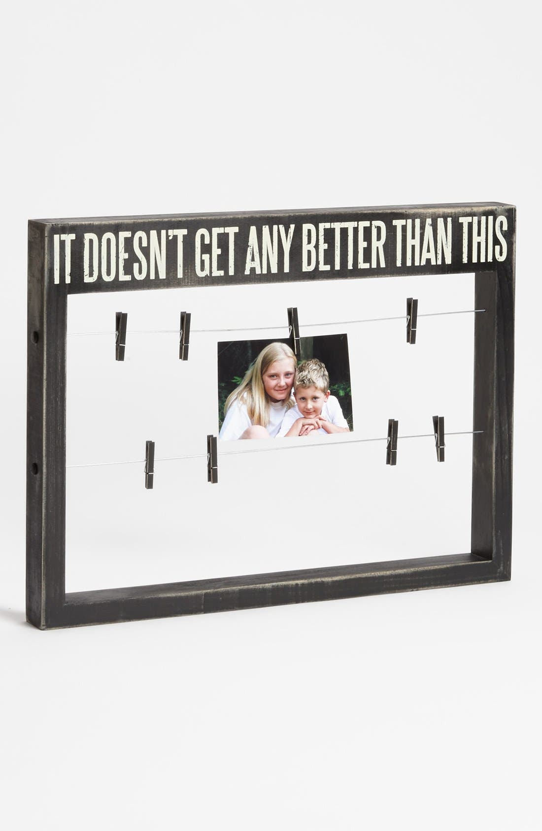 Alternate Image 1 Selected - Primitives by Kathy 'Any Better' Box Picture Frame