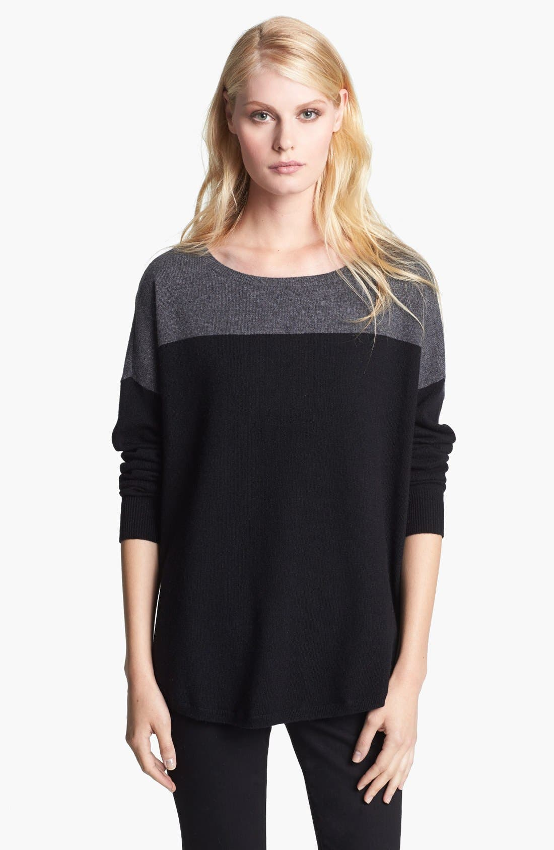 Alternate Image 1 Selected - Joie 'Arnie B.' Wool & Cashmere Sweater