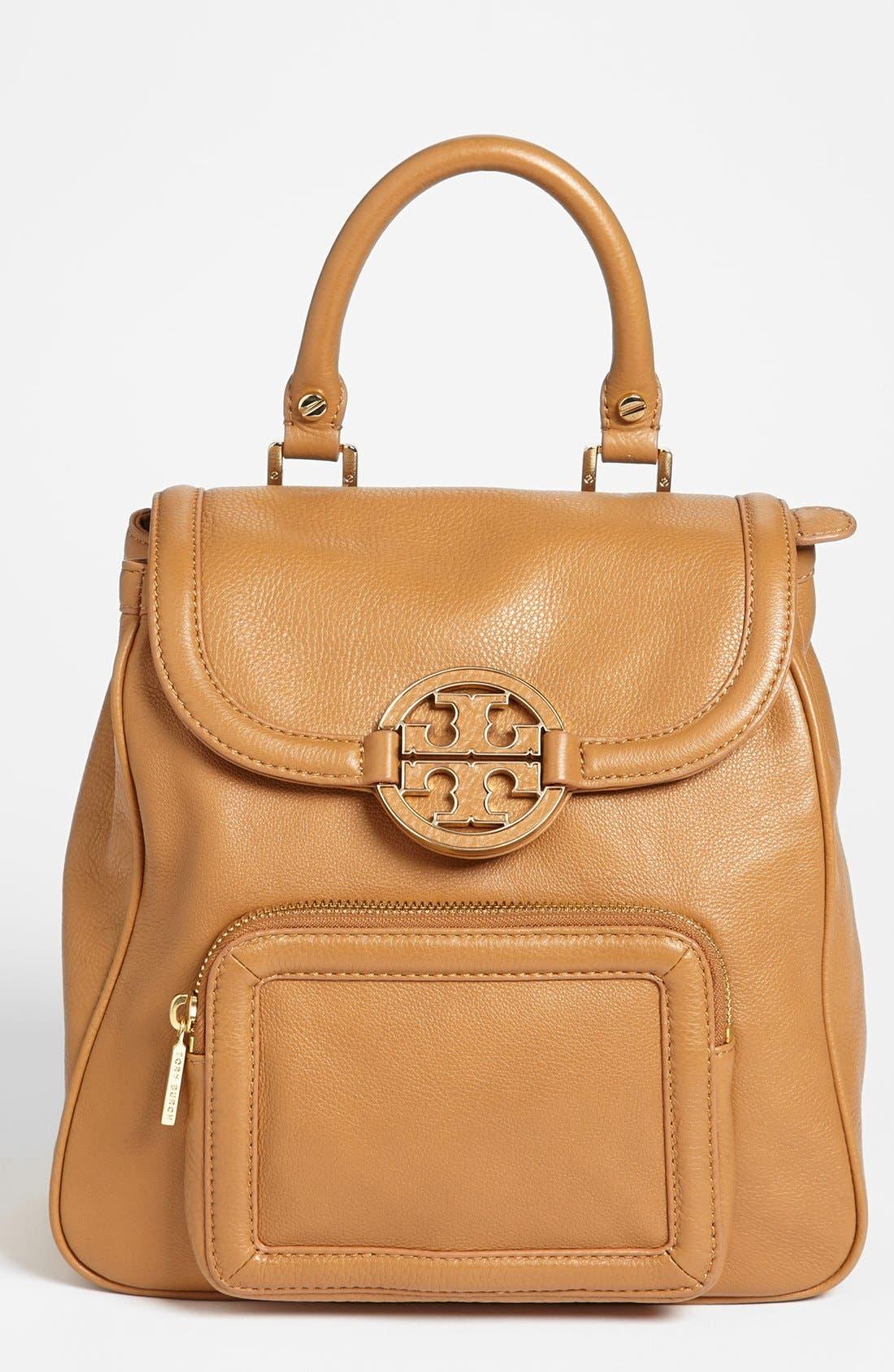 Alternate Image 1 Selected - Tory Burch 'Amanda - Mini' Backpack