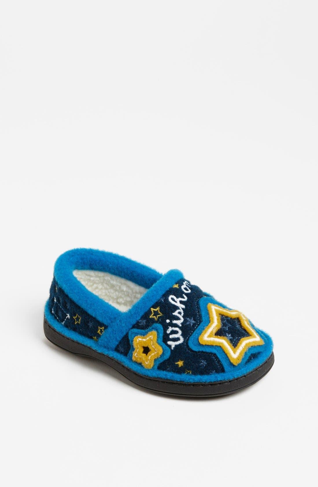 Main Image - Acorn 'Glow Star' Slipper (Toddler, Little Kid & Big Kid)