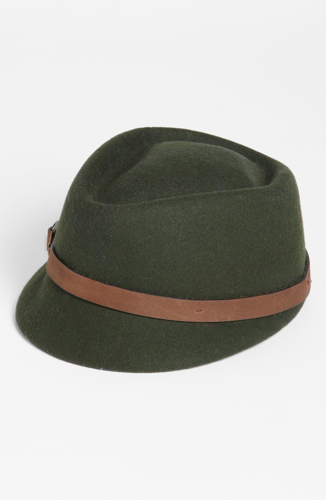 Alternate Image 1 Selected - San Diego Hat Felt Fedora