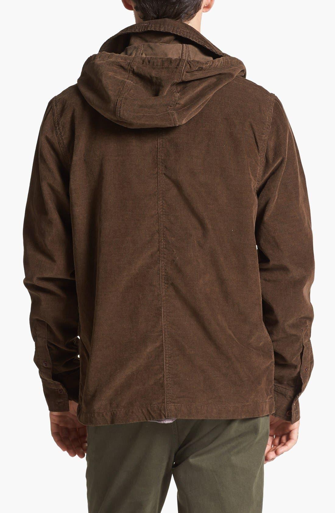 Alternate Image 2  - Vans 'Carlsbad' Corduroy Jacket